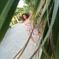 Photo taken at Marmaris Resort Deluxe Pool by Katerina K. on 8/11/2014