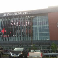 Photo taken at Prudential Center by Mike S. on 5/31/2013