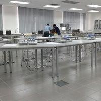 Photo taken at Level 2, Kompleks Teknologi 5, German-Malaysian Institute by Asyraf N. on 4/6/2013