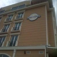 4/1/2013 tarihinde Esra S.ziyaretçi tarafından İmperial Park Hotel'de çekilen fotoğraf