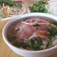 Photo taken at Oodles of Noodles Vietnamese Cuisine by Jack S. on 7/8/2013
