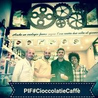 Photo taken at Cioccolatiecaffè by Cioccolati e caffè on 1/13/2018
