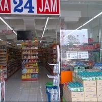 Photo taken at KK Supermart by Anonimursi S. on 2/18/2013