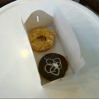 Photo taken at Big Apple Donuts & Coffee by Anonimursi S. on 1/17/2013