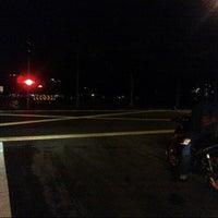 Photo taken at Traffic Light Seksyen 4 Tambahan by Anonimursi S. on 10/28/2013