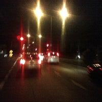 Photo taken at Traffic Light Seksyen 4 Tambahan by Anonimursi S. on 11/8/2013