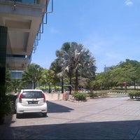Photo taken at Telekom Malaysia Cyberjaya by Anonimursi S. on 8/4/2013