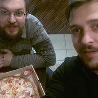 Photo taken at День пиццы by Alex V. on 12/18/2014