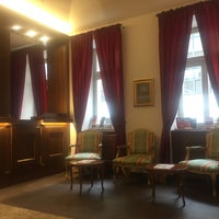 Photo taken at Hotel Angelis Prague by FaHh K. on 7/27/2016