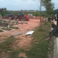 Photo taken at Pusaraman- Malay Cemetery by 💋JuWieZy™ V. on 1/24/2014