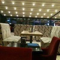 Foto scattata a Mavi Haliç Cafe da Recep G. il 11/21/2012