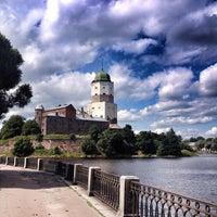 Снимок сделан в Выборгский замок пользователем Вовусик ❤️ 7/11/2013