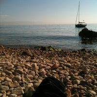 4/9/2014 tarihinde Hiknazyumziyaretçi tarafından Kalpazankaya Plajı'de çekilen fotoğraf