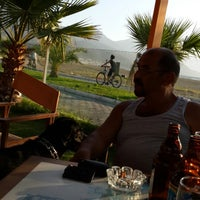 Photo taken at Mirage Cafe & Bar by Gülay Ç. on 8/1/2013