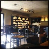 Photo taken at Starbucks by Beci M. on 6/4/2013