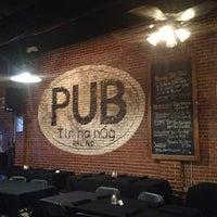 Photo taken at Tír na nÓg Irish Pub by Beci M. on 12/31/2012