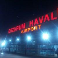 Photo taken at Erzurum Airport (ERZ) by kadir K. on 2/24/2013