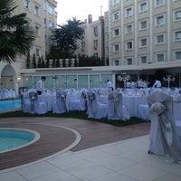 7/23/2013 tarihinde Barış C.ziyaretçi tarafından Holiday Inn Istanbul City'de çekilen fotoğraf