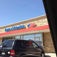 Photo taken at Bank of America by MS. Phylicia J. on 4/25/2013