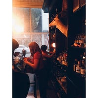 Photo taken at DRAM Apothecary & BREAD BAR by Neil R. on 7/5/2014