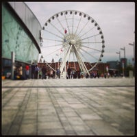Photo taken at Echo Arena Liverpool by Richard T. on 6/21/2013