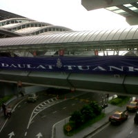 Photo taken at JB Sentral - City Square Bridge by Diana D. on 11/26/2012