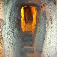 11/14/2012 tarihinde Ceylan Y.ziyaretçi tarafından Kaymaklı Yeraltı Şehri'de çekilen fotoğraf