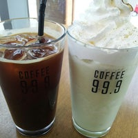 Photo taken at coffee 99.9 by JunYoung J. on 8/23/2013