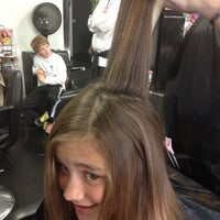 Photo taken at Jealous Hair Salon by Stacie W. on 11/16/2012