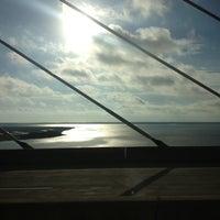 Photo taken at Sidney Lanier Bridge by Stacie W. on 10/2/2012