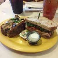 Photo taken at McAlister's Deli by Stacie W. on 11/25/2012