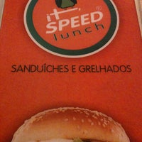 Photo taken at It Speed Lanches by Marcos J. on 7/12/2013
