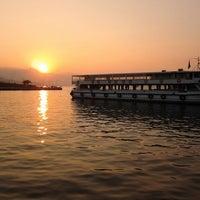 11/27/2012 tarihinde Ateş T.ziyaretçi tarafından Konak Vapur İskelesi'de çekilen fotoğraf