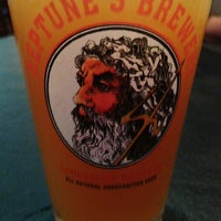 Photo taken at Neptune's Brewery by Amy N. on 7/14/2013