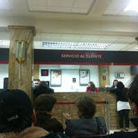 Photo taken at BancoEstado by Rodrigo A. on 10/9/2012