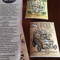Photo taken at Crooked Fence Barrelhouse by Michael N. on 6/1/2014