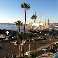Photo taken at Wyndham San Diego Bayside by Debra B. on 11/5/2012