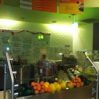 Photo taken at Juice It Up! by Debra B. on 12/5/2012