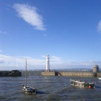 Photo taken at Newhaven Harbour by HaxSyn on 9/29/2012