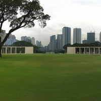 Photo taken at Manila American Cemetery and Memorial by Ryosuke on 2/18/2017