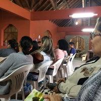 Photo taken at Sítio e Pousada Bougainville by Alex M. on 11/25/2017
