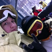 Photo taken at Ski Sport Horka by Кристина on 1/3/2013
