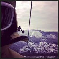 Photo taken at Ski Sport Horka by Кристина on 1/8/2013