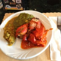 Photo taken at New Delhi Indian Restaurant by Han on 11/25/2012