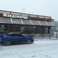 Photo taken at McDonald's by Корякин А. on 1/16/2013