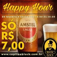 Photo taken at Capitão Black by Capitão Black on 9/10/2016
