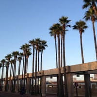 Photo taken at FlyAway - Union Station to LAX by 🌴ravis P. on 10/7/2012