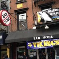 Photo taken at Bar None by 🌴ravis P. on 12/2/2012