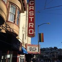 Das Foto wurde bei Castro Theatre von Bob F. am 4/3/2014 aufgenommen