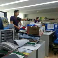 Photo taken at phranakorn honda automobile bangchan branch by Pae F. on 9/15/2012